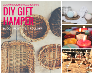diy gift hamper photos
