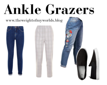 Ankle Grazers