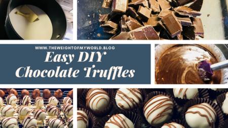 Easy DIY Chocolate Truffles