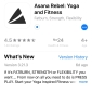 Asana Rebel App Icon