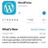 WordPress App Icon