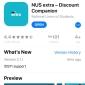 NUS Extra App Icon