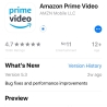 Amazon Prime Video App Icon