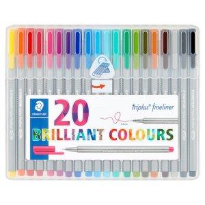Coloured Pens Photo