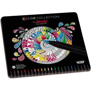 BiC coloured pencils