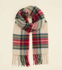 cream-tartan-check-scarf