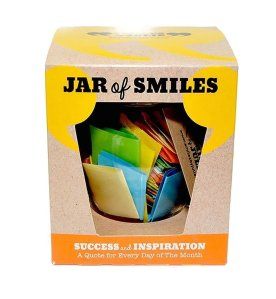 Jar of smiles daily quotes and inspirations