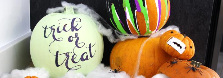 Easy Halloween Pumpkins AndSnacks