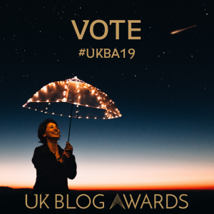 UKBlogAwards Image