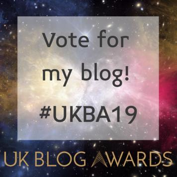 UK Blog Awards image