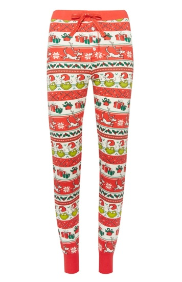 Grinch Leggings Pyjamas