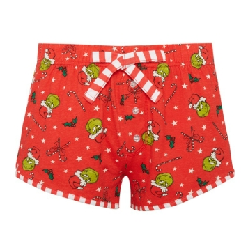 Grinch Shorts Pyjamas