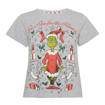 Grinch top Pyjamas