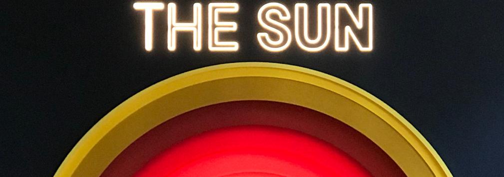 SUN Exhibition Banner