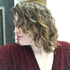 Curly Girl hair 2