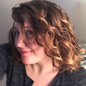 Curly Girl hair 3