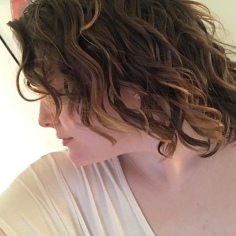 Curly Girl hair 4