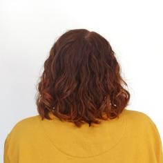 Lush Henna Hair Dye After