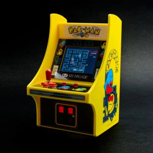 Pac-Man mini arcade machine