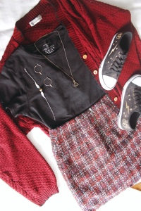 Griffindor outfit