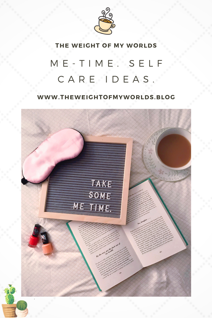 me time selfcare pin