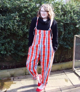 Lucy and Yaks Dungarees