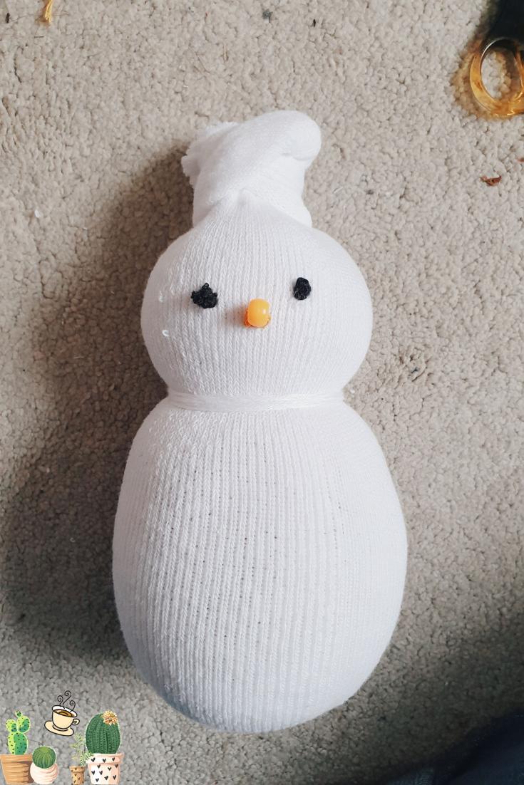 Step 6 Snowmen