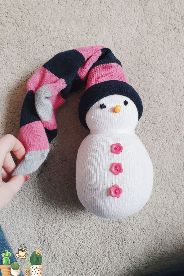 Step 7 Snowmen