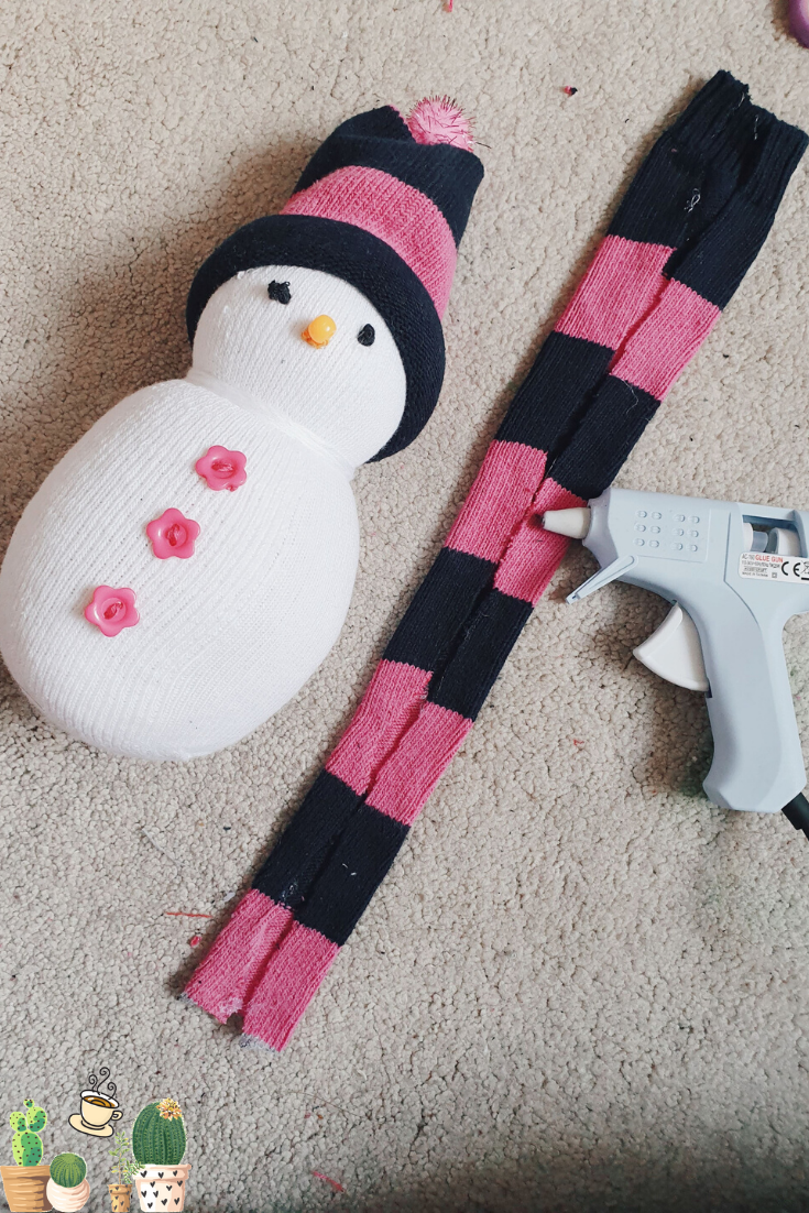 Step 9 Snowmen