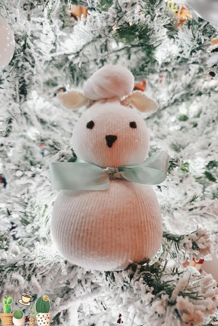 Handmade Snowman