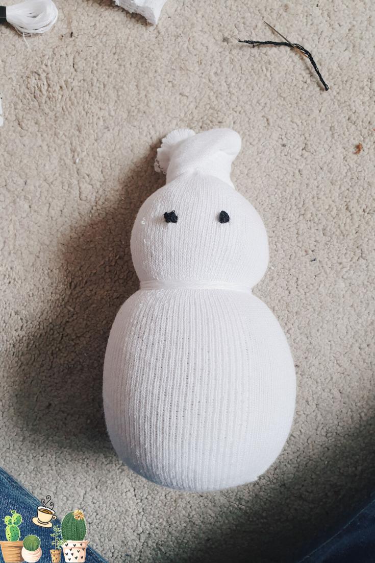 Step 5 Snowmen