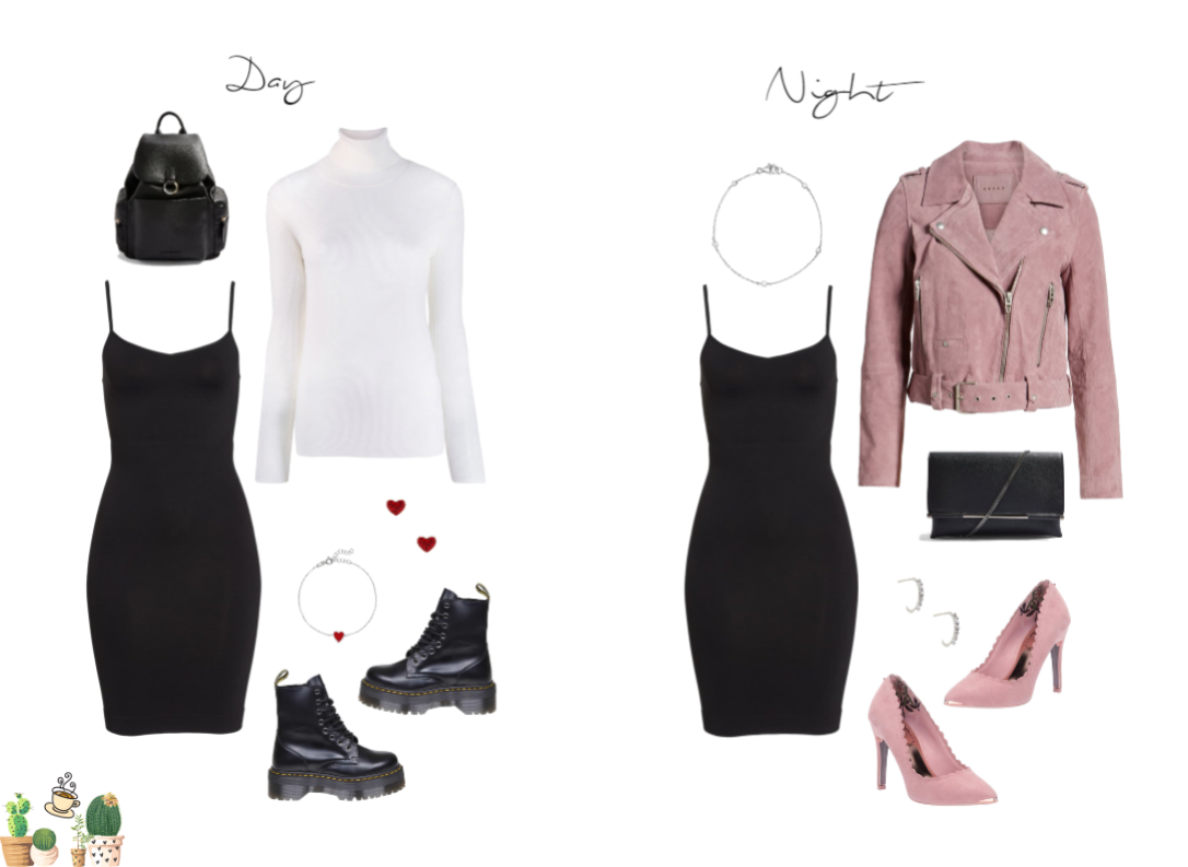 Day to Night LBD Look