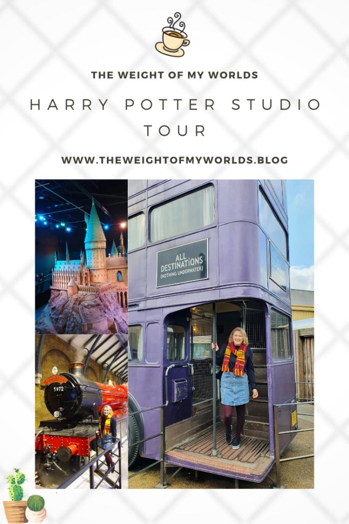 Harry Potter Studio Tour Pin