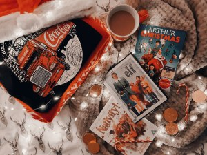 Christmas 2019 Flatlay