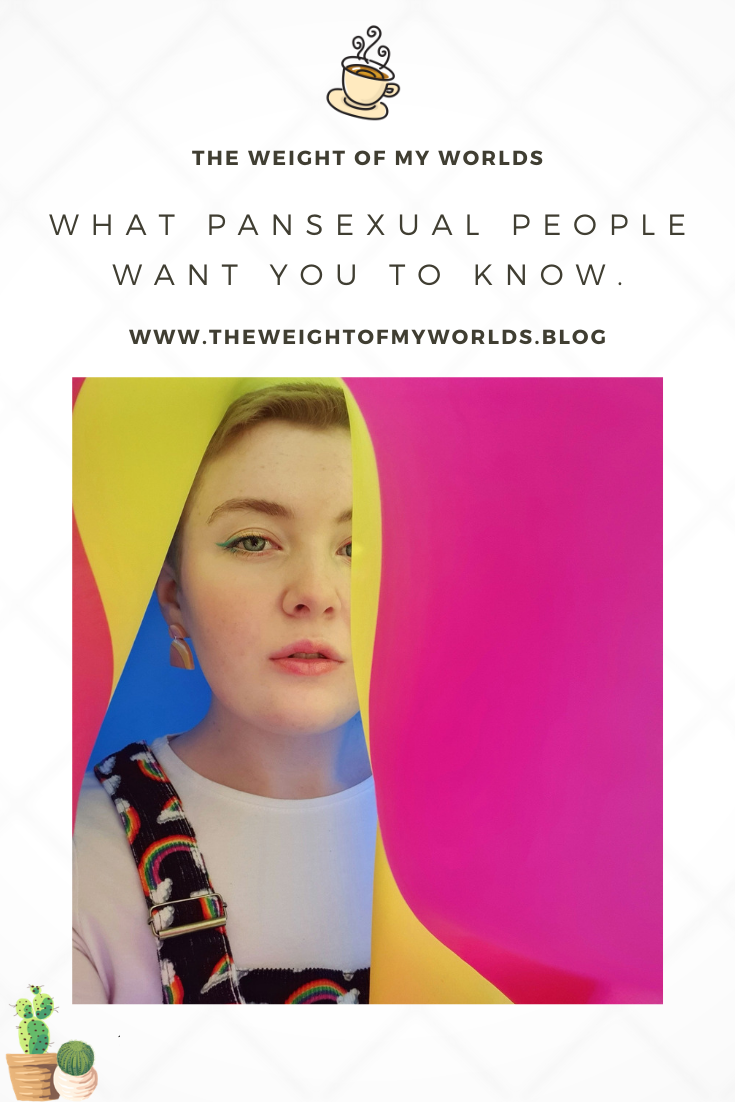 Pansexual People Pin