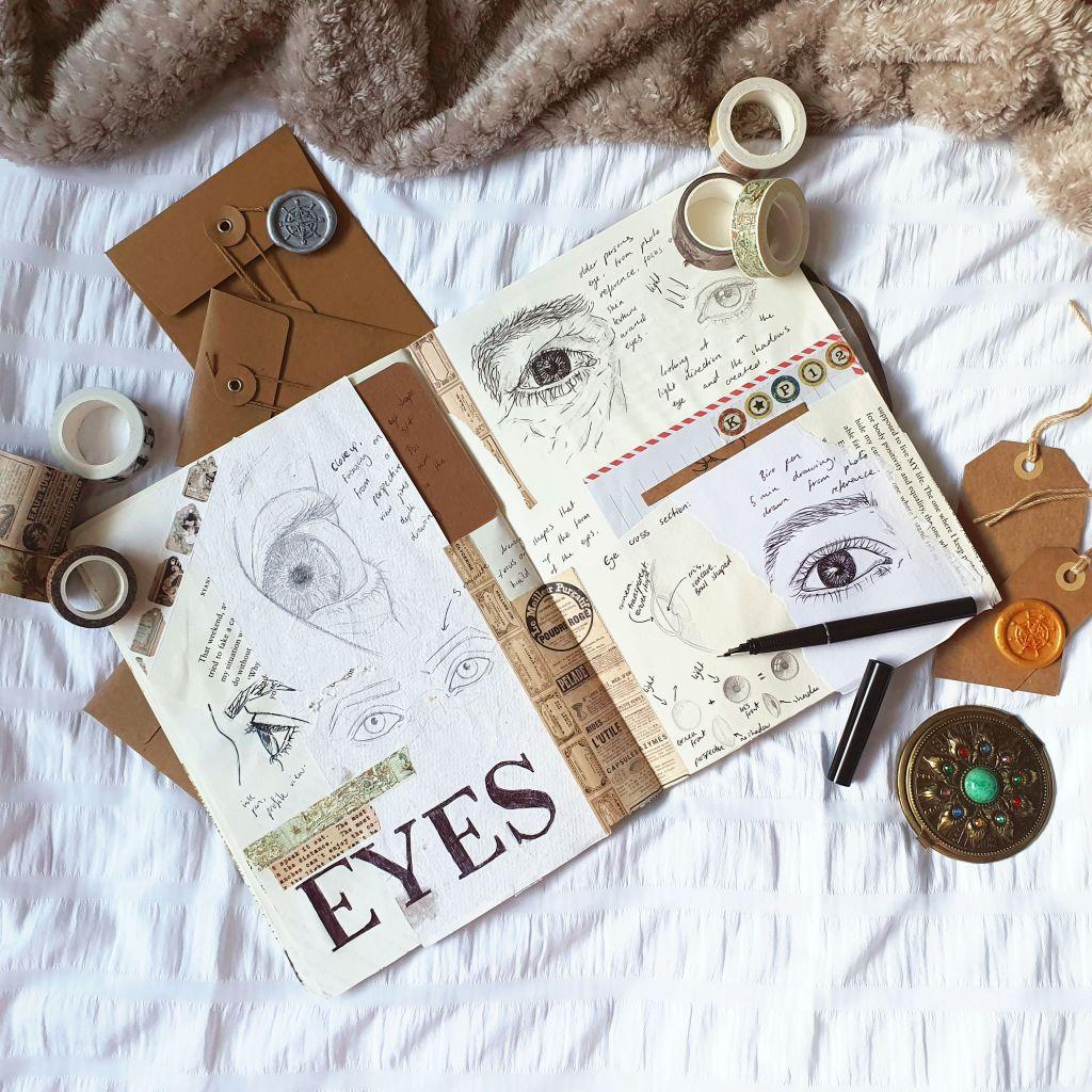 Sketchbook Washi tapes