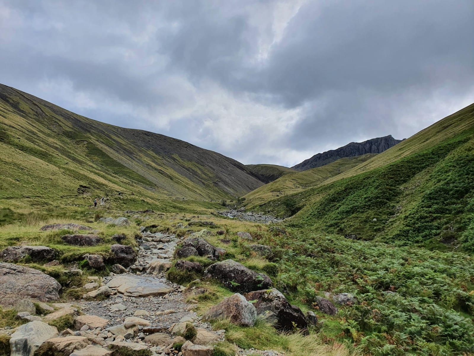 Scafell Pike Climb