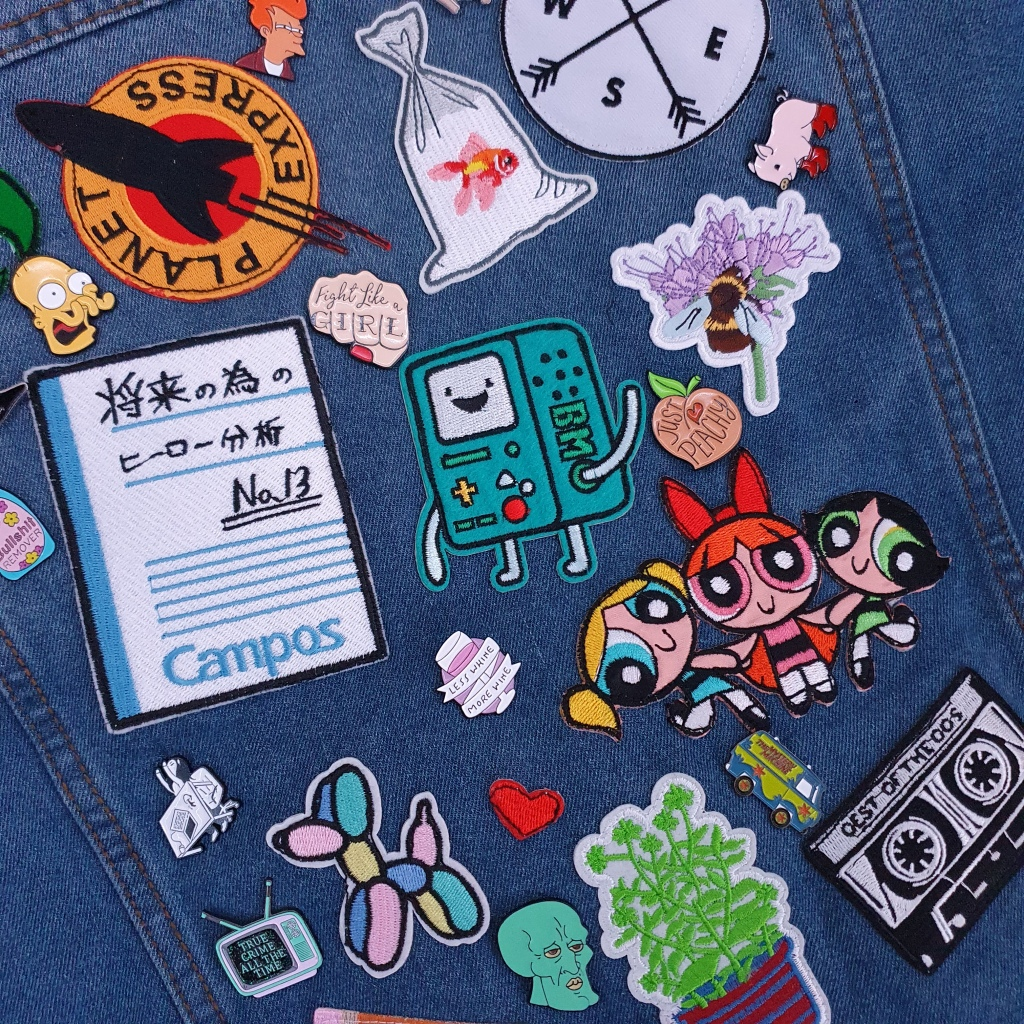 Custom Denim Jacket