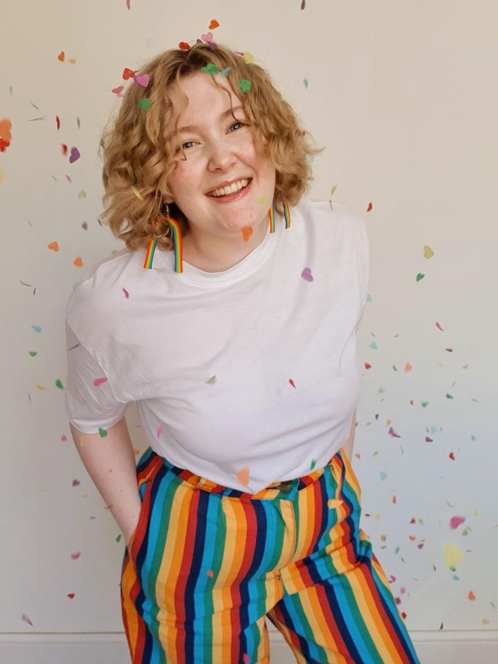 Pride Photoshoot Vickie