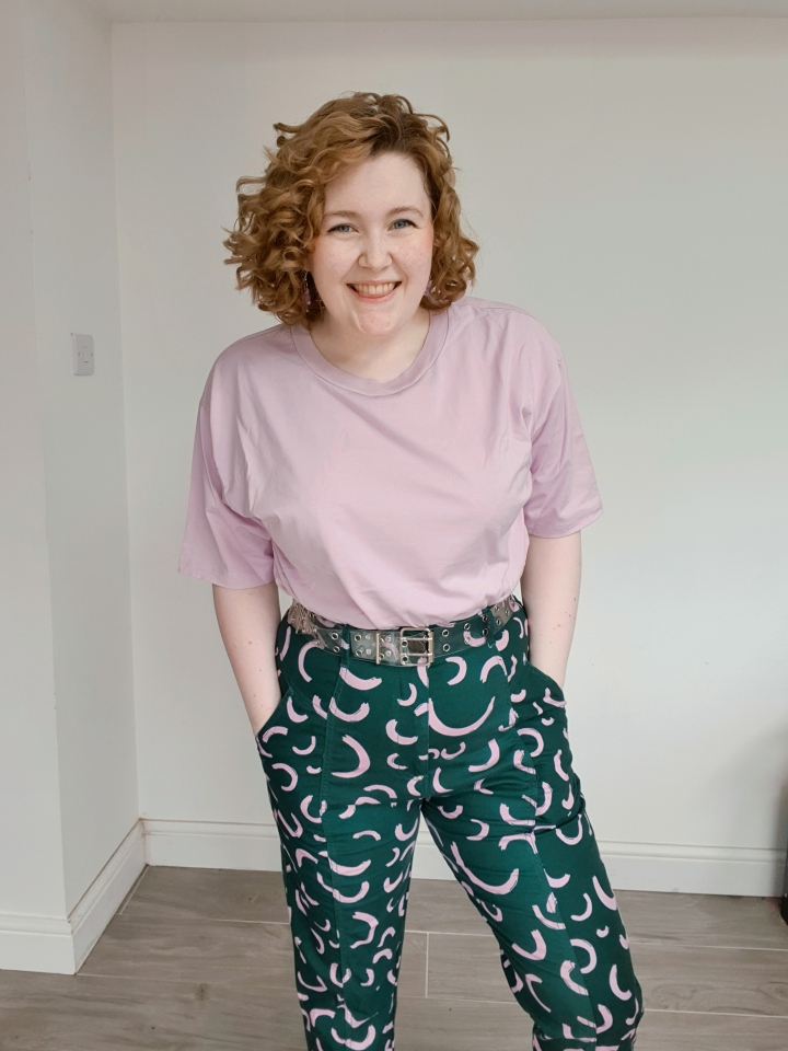 Lucy and Yak Trousers